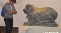 Chùm ảnh: Bộ sưu tập mẫu linh vật thuần Việt lần đầu được trưng bày