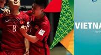 ĐT futsal Việt Nam được FIFA vinh danh