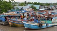 Bão số 16 không đổ bộ vào bờ: Cà Mau dỡ lệnh cấm biển