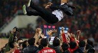 Vô địch AFF Cup 2018, bóng đá Việt Nam phải cảm ơn… Trung Quốc