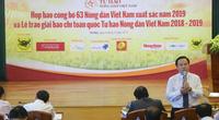 Họp báo công bố 63 Nông dân Việt Nam xuất sắc 2019