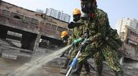 Hoàn tất tiêu tẩy độc, khu vực vụ cháy Công ty Rạng Đông đã an toàn?