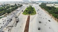 Hà Nội lại rào phố, cấm xe để xây đường đua F1 đầu tiên ở Việt Nam