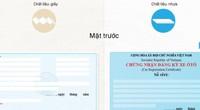 10 thay đổi trong giấy đăng ký xe ô tô