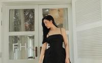 Mai Thanh Hà khéo khoe thân hình đồng hồ cát, tiết lộ bí quyết giữ eo thon gợi cảm