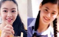 Ở tuổi dậy thì, con gái Quyền Linh giống nàng thơ đẹp nhất của Châu Tinh Trì