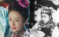 """Nhan sắc cung tần mỹ nữ Trung Quốc xưa """"lột xác"""", khác xa phim cổ trang?"""