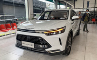 Kì lạ doanh số xe Trung Quốc Beijing X7