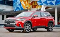 Toyota Corolla Cross chinh phục thị trường Việt, giá lăn bánh bao nhiêu?