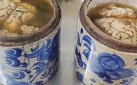 """Nam Định: Sự thật về món ăn đựng trong """"lư hương"""" được dân mạng bàn tán"""
