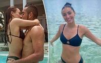 Sốc: Bạn gái tung ảnh Nick Kyrgios vui vẻ với người đẹp khỏa thân
