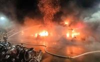 Nhân chứng vụ cháy chung cư Đài Loan: Đó là một biển lửa, họ không đủ thời gian để thoát thân