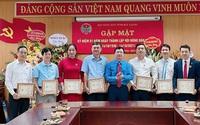 """Hội Nông dân Bắc Giang trao tặng 151 Kỷ niệm chương """"Vì giai cấp nông dân Việt Nam"""""""