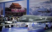 Trung Quốc chế tạo máy bay tên lửa mới có khả năng 'tàng hình'