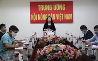 Phó Chủ tịch Trung ương Hội NDVN Bùi Thị Thơm: Xây dựng một thế hệ nông dân mới năng động