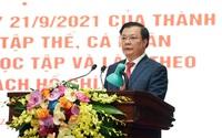 Ông Đinh Tiến Dũng: Hà Nội tiếp tục khắc phục tình trạng độc đoán, quan liêu