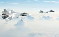 Nga tiết lộ về 70 máy bay chiến đấu cực tối tân khiến phương Tây 'mất ăn mất ngủ'