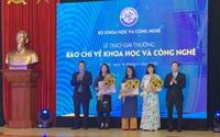 Công bố các tác phẩm đạt Giải thưởng báo chí về KH&CN năm 2020