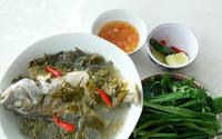 Tuyên Quang: Mùa lũ đánh mẻ cá suối, cá sông đem nấu canh lá chua ra món đặc sản ăn 1 bát tỉnh cả người