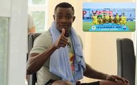 Quyết lên chơi V.League, CLB CAND chi đậm mua tiền đạo nhập tịch cao 1m90