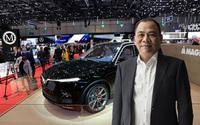 """Xe điện VinFast và """"giấc mơ Mỹ"""" của tỷ phú Phạm Nhật Vượng"""