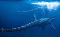 Phát hiện anh em của quái vật hồ Loch Ness ẩn nấp trong vùng biển ngoài khơi Cornwall