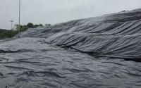 Bãi rác Xuân Sơn tạm dừng tiếp nhận rác của 13 huyện, thị xã trên địa bàn Hà Nội