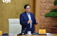 Thủ tướng: Không để lỡ nhịp phục hồi kinh tế, không để nước ta tụt hậu