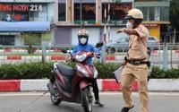 Nửa tháng 'bình thường mới', hơn 13.000 vụ vi phạm giao thông bị xử lý