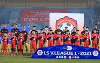 Cầu thủ thứ 12 rời CLB Hải Phòng: Là cựu tuyển thủ U23 Việt Nam