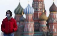Số người chết vì Covid-19 ở Nga ở mức kỷ lục, hơn 1.000 ca trong 24 giờ