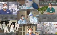 Tri ân hàng vạn y bác sĩ, cán bộ và lực lượng tuyến đầu chống dịch là điều từ tâm khảm mỗi người