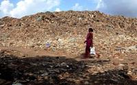 Cơn ác mộng về ngọn núi rác cao nhất Ấn Độ