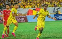 CLB Nam Định đón tin cực vui khi Oussou Konan tái xuất