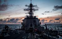 Trung Quốc chỉ trích Mỹ và Canada đưa tàu chiến qua eo biển Đài Loan
