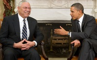 Ảnh: Cùng nhìn lại những khoảnh khắc quan trọng trong cuộc đời của Colin Powell