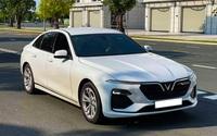 Giá lăn bánh xe VinFast Lux A2.0 mới nhất tháng 10/2021, ưu đãi ra sao?