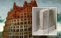 Khám phá mới có thể thay đổi cả lịch sử của Tháp Babel