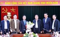 Ban Nội chính Trung ương bổ nhiệm nhân sự