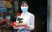 Người Hà Nội đến chùa Hà cầu duyên ngày 20/10 sau đợt giãn cách xã hội kéo dài