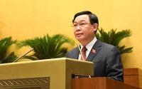 Chủ tịch Quốc hội: Kinh tế vĩ mô còn tiềm ẩn rủi ro