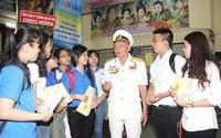 60 năm đường Hồ Chí Minh trên biển: Nhớ lần gặp bác sĩ Ðặng Thùy Trâm…