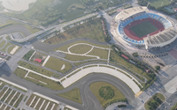 """Lãnh đạo Tổng cục TDTT nói gì khi Khu liên hợp thể thao Mỹ Đình """"đòi"""" lại đất xây trường đua F1?"""