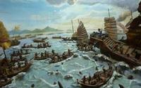 """Đại tướng nhà Tống """"nướng"""" 10 vạn quân ở Như Nguyệt vì... thủy binh câu giờ"""