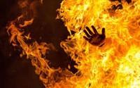 Bắt giam 1 phụ nữ tạt xăng đốt người tình