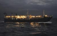 Thứ phát ra từ đoàn thuyền Trung Quốc khổng lồ khiến người Đài Loan 'hết hồn'