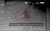Hải quân Pakistan phát hiện tàu ngầm Ấn Độ lén lút xâm nhập lãnh hải vào ban đêm