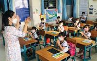 TP.HCM: Những học sinh đầu tiên ở Cần Giờ háo hức đến trường