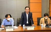 Bộ trưởng Lê Minh Hoan: Muốn người lao động trở lại làm việc nhưng để họ ở khu nhà ổ chuột thì rất khổ