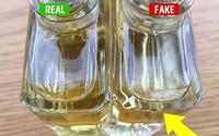 Tám cách tự phân biệt nước hoa thật và giả